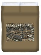 Unexploded Ordnance Ready Duvet Cover