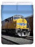 Union Pacific Locomotive Trains . 5d18821 Duvet Cover