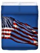 United States Of America - Usa Flag Duvet Cover
