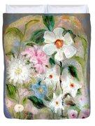 Unity Garden Duvet Cover