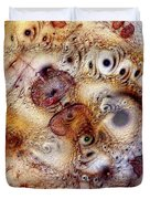 Unphased And Confused Duvet Cover by Casey Kotas
