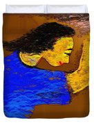 Untitled 208 Duvet Cover