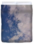 Up In The Clouds 3 Duvet Cover