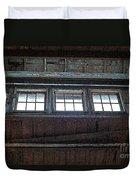 Upper Windows Duvet Cover