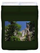 Upper Yosemite Falls Duvet Cover