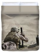 U.s. Marine Clears A Pk General-purpose Duvet Cover
