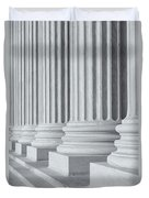 Us Supreme Court Building IIi Duvet Cover