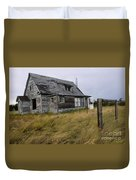 Vacant House Duvet Cover