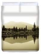 Vail Reflections Duvet Cover