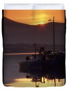 Valentia Island, County Kerry, Ireland Duvet Cover