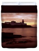 Valentia Island, Cromwell Point Duvet Cover