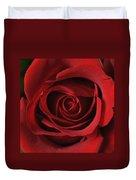 Valentine Rose - Color Duvet Cover