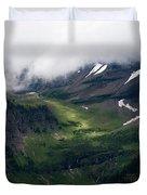 Valley Sun Spot Duvet Cover