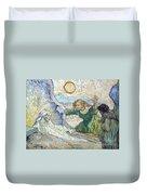 Van Gogh: Lazarus Duvet Cover