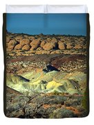 Varying Landscape Duvet Cover