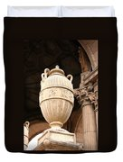 Vase - Palace Of Fine Art - San Francisco Duvet Cover