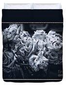 Vase Of Flowers 2 Duvet Cover