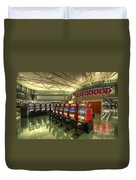 Vegas Airport 2.0 Duvet Cover