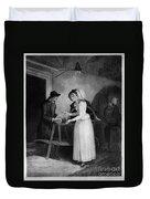 Vendramini: London, 1795 Duvet Cover