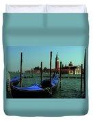 Venetian Gandola Duvet Cover
