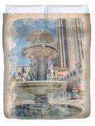 Venetian Duvet Cover