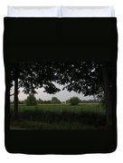 Veneto's Countryside In May Duvet Cover