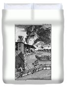Venice: Arsenal, 1793 Duvet Cover