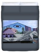 Venice Beach Wall Art 3 Duvet Cover