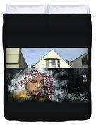 Venice Beach Wall Art 5 Duvet Cover