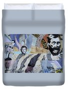 Venice Beach Wall Art 6 Duvet Cover