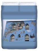 Venice Beach Wall Art 8 Duvet Cover