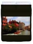 Venice Canals 7 Duvet Cover
