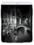 Venice Evening Duvet Cover