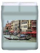 Venice Grand Canal 2 Duvet Cover