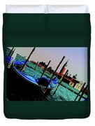 Venice In Color Duvet Cover