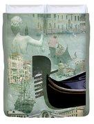 Venice Montage Duvet Cover
