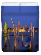 Venice Night Duvet Cover