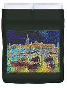 Venice Venezia Glow Duvet Cover