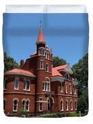 Ventress Hall Ole Miss Duvet Cover
