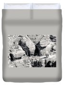 Vermilion Cliffs II Duvet Cover