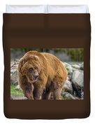 Very Big Bear Duvet Cover