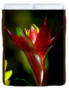 Vibrantly Rich In Red Duvet Cover