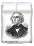 Victor Cousin (1792-1867) Duvet Cover