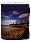 Victoria Pier Duvet Cover