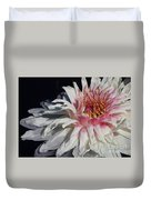 Victoria Water Lily Duvet Cover