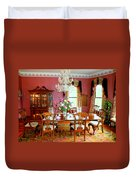 Victorian Dining Duvet Cover
