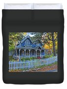 Victorian Home Marthas Vineyard Duvet Cover