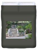 Victorian Stairway Duvet Cover