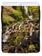 Vidae Falls Duvet Cover