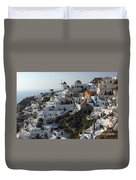 View At Iao Greece Duvet Cover